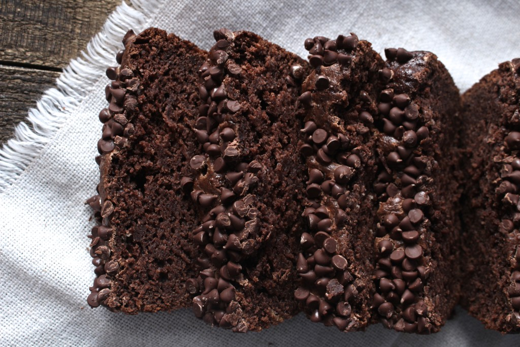 Chocolate Brownie Bread