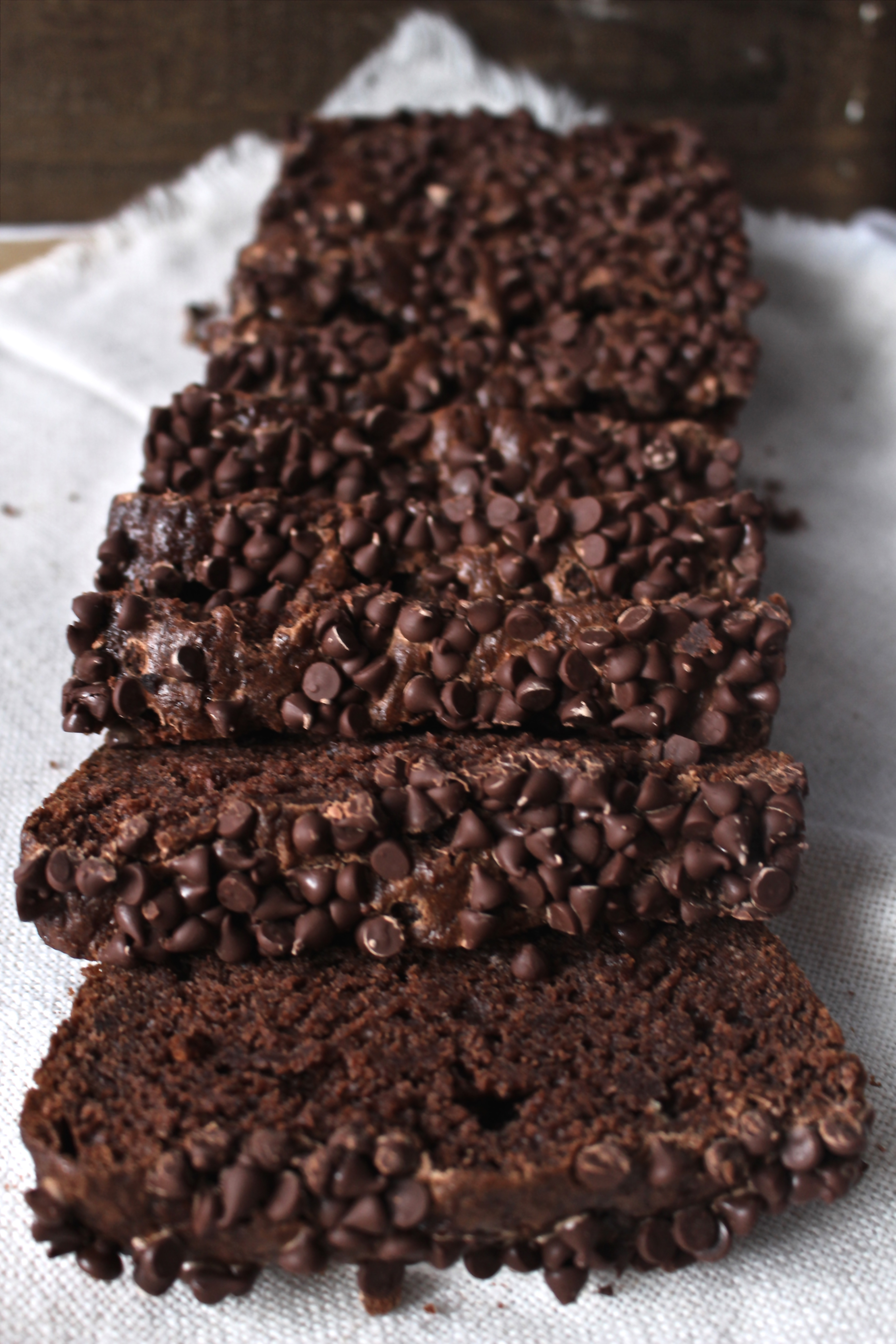 Chocolate Brownie Bread - Jay's Baking Me Crazy