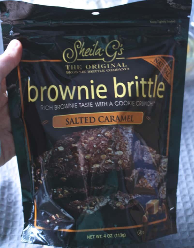 Brownie Brittle Cookies