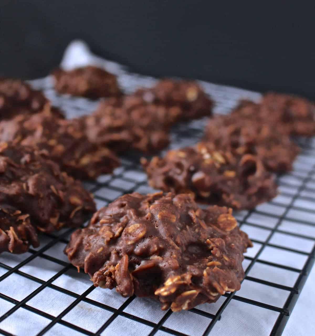 Chocolate Peanut Butter No Bakes Allrecipes