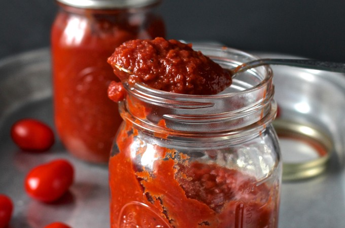 Paleo Whole30 Ketchup