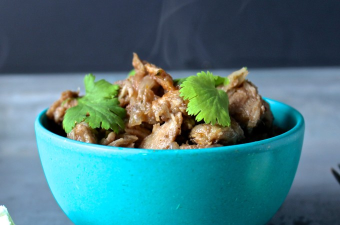 Paleo Whole30 Carnitas