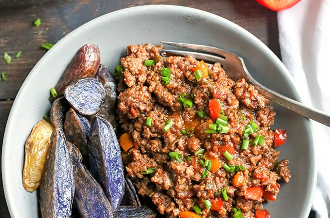 Sloppy Joes – Paleo & Whole30