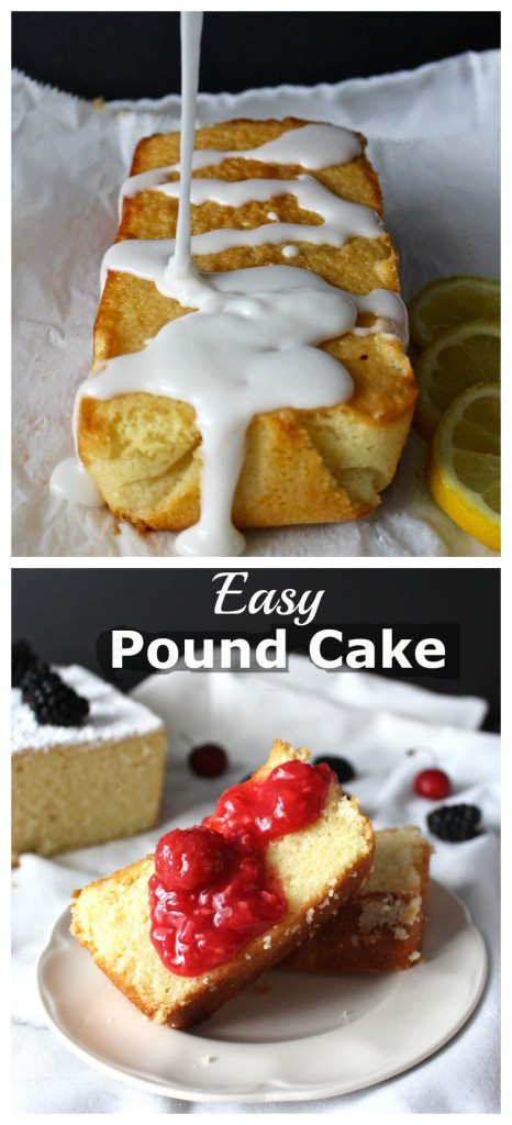 Easy Pound Cake - Jay's Baking Me Crazy