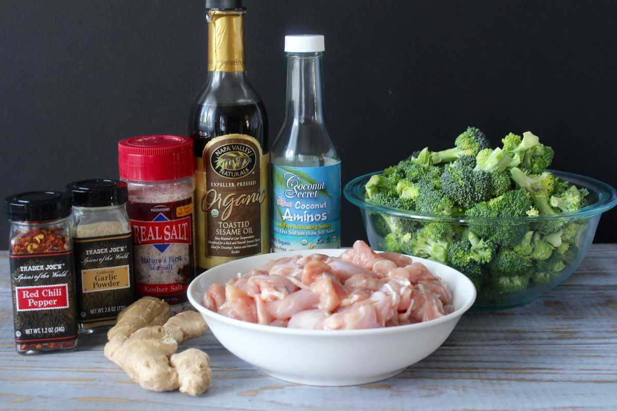 Paleo chicken and broccoli jays baking me crazy paleo chicken and broccoli forumfinder Choice Image