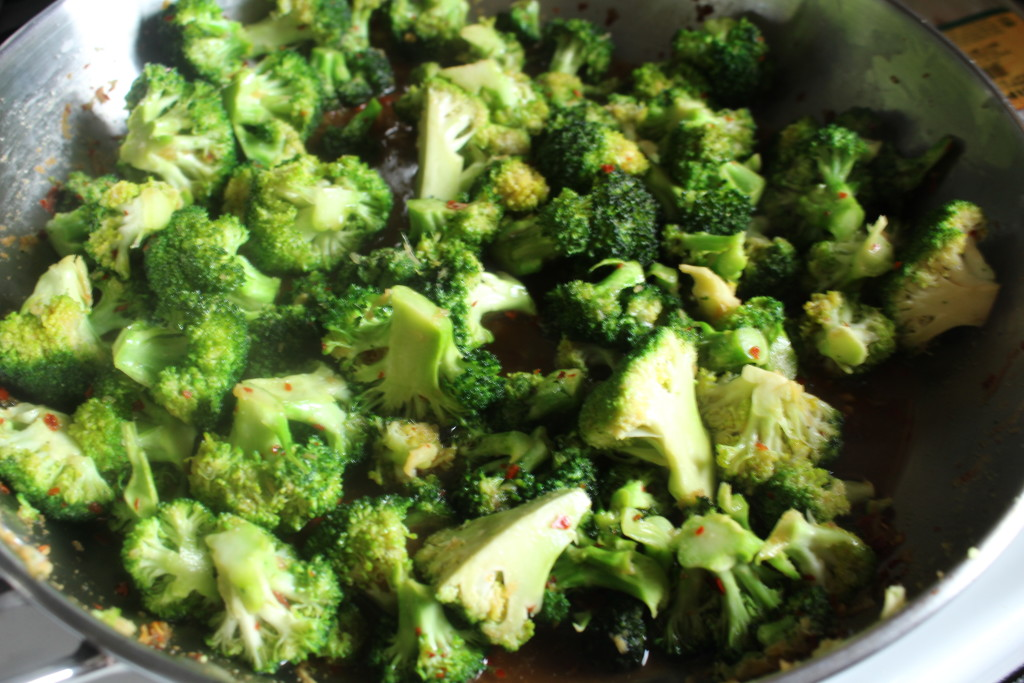 Paleo Chicken and Broccoli
