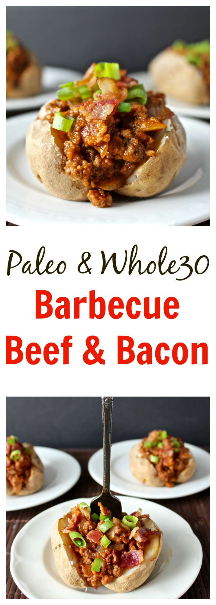 Paleo Barbecue Beef and Bacon