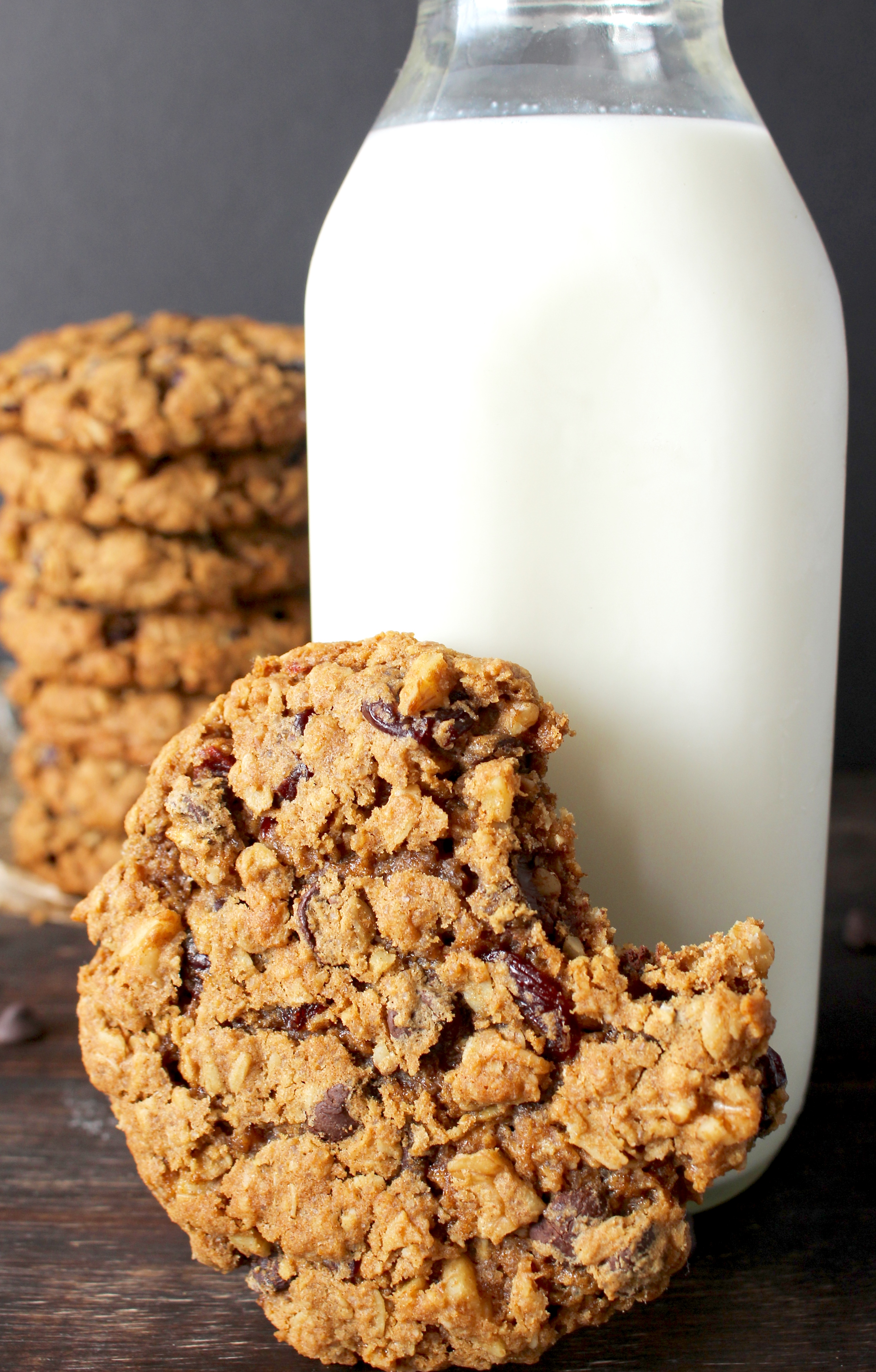 Big and Chewy Oatmeal Cookies - Jay's Baking Me Crazy