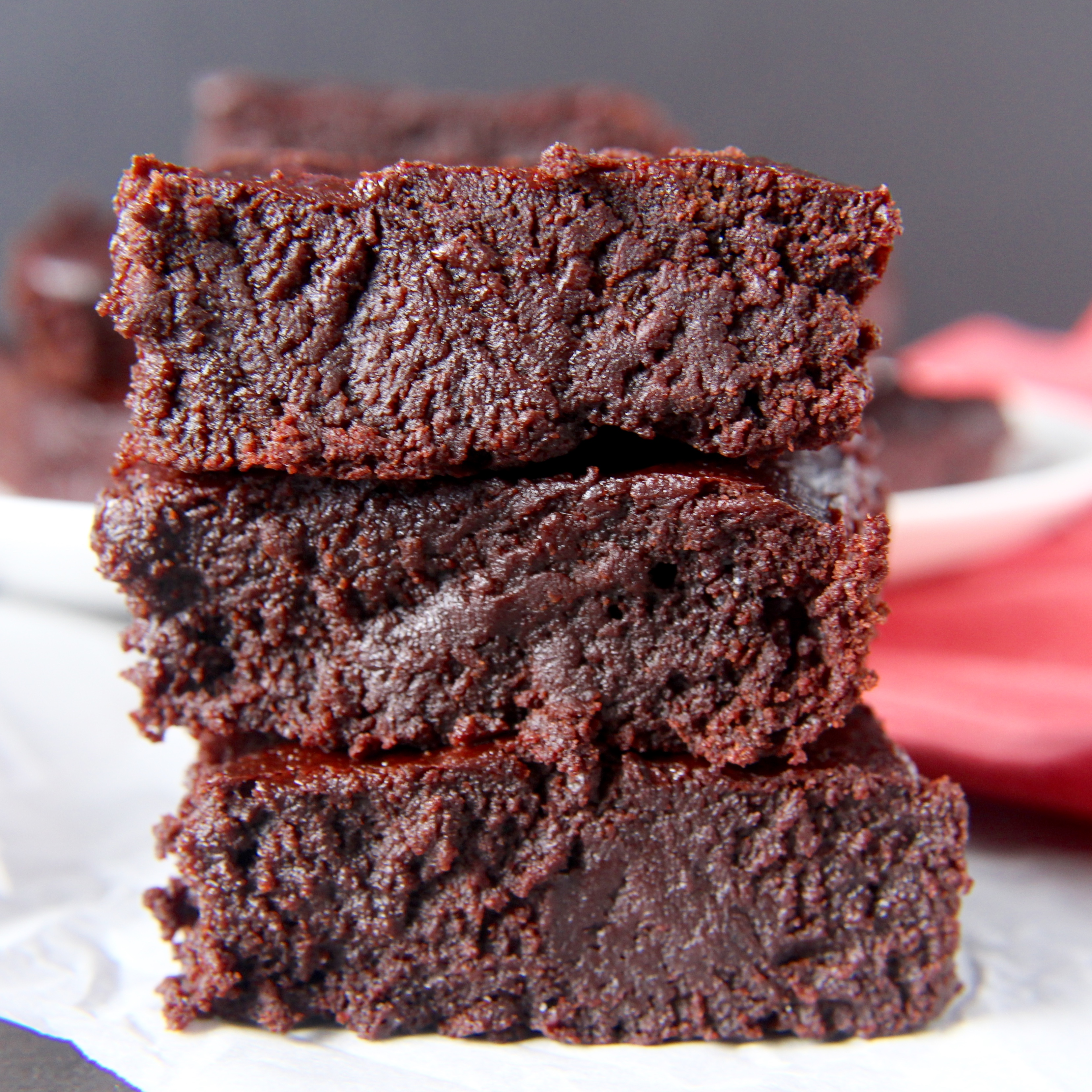 Fudgy Paleo Brownies - Jay's Baking Me Crazy
