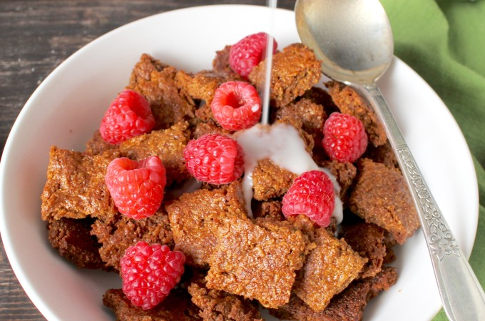 Paleo Cracklin Oat Bran Cereal