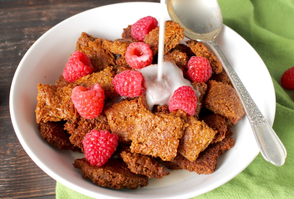 Paleo Cracklin Oat Bran Cereal