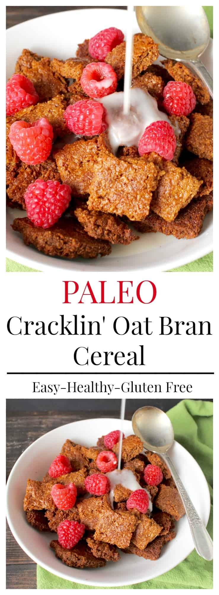 Paleo Cracklin Oat Bran