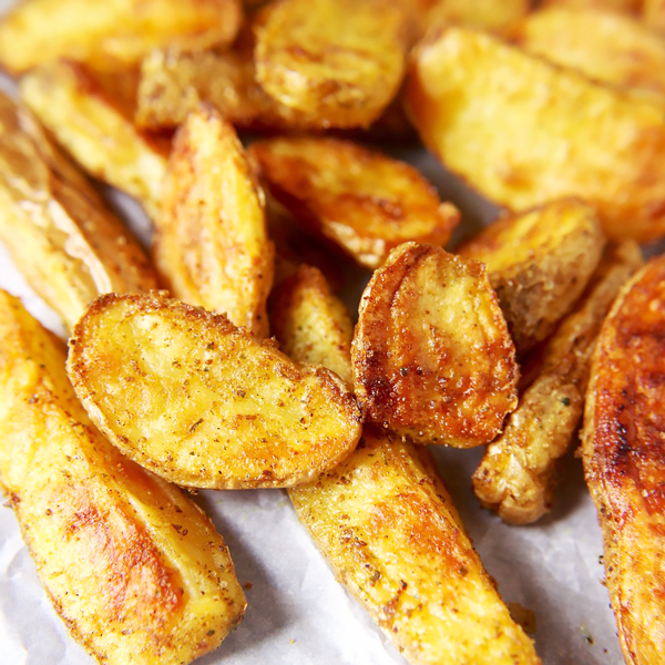 Paleo Baked Fries