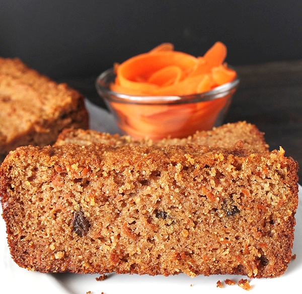 Paleo Carrot Cake Bread - Page 10 of 20