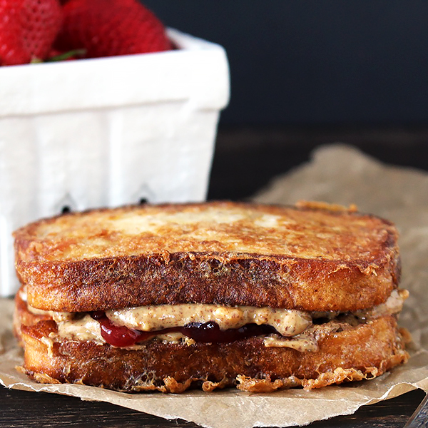 Coconut Oil French Toast