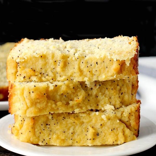 Gluten-Free Lemon Poppyseed Bread Recipe — Dishmaps