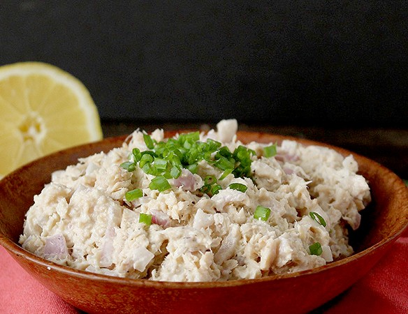 Paleo Smoked Tuna Salad