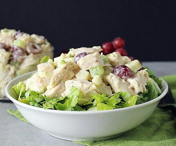 Paleo Whole30 Chicken Salad
