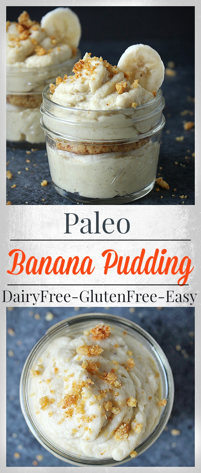 Paleo Banana Pudding