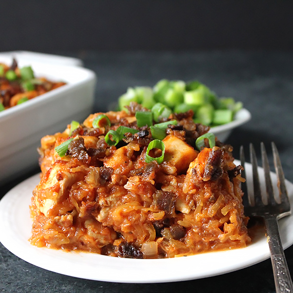 Paleo Barbecue Chicken Casserole - Jay's Baking Me Crazy
