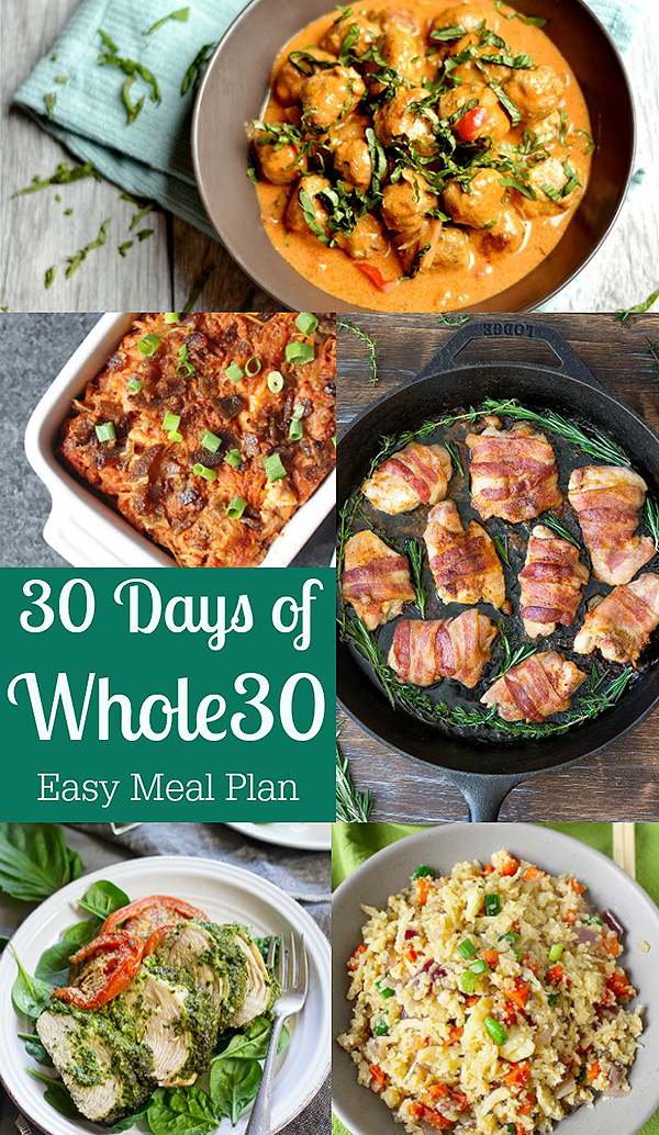30 Days of Whole30