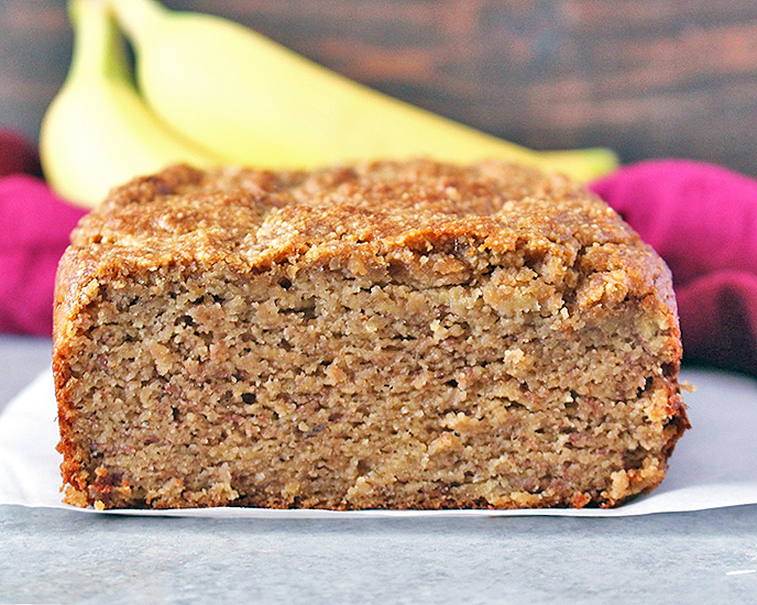 Best Paleo Banana Bread