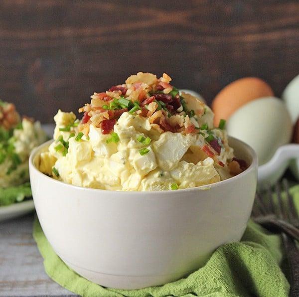 Paleo Whole30 Classic Egg Salad