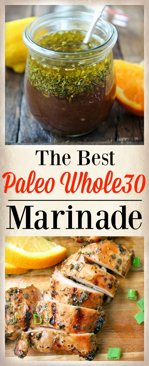 The Best Paleo Whole30 Marinade