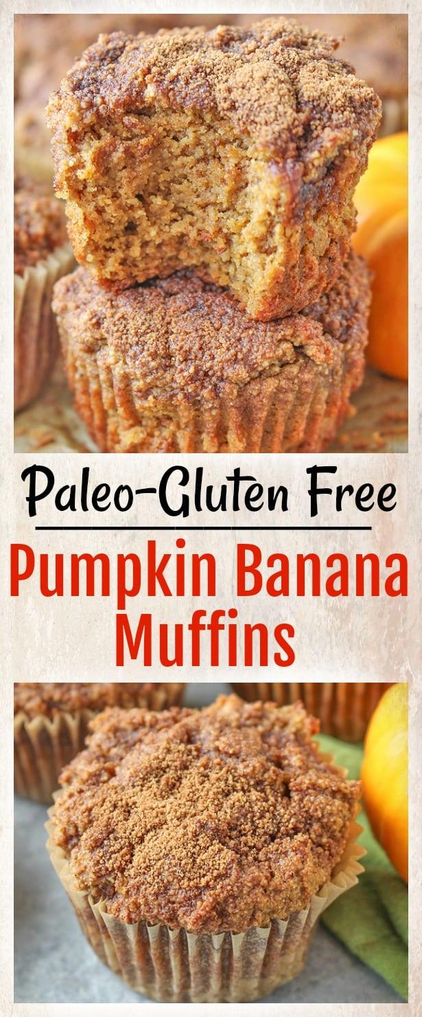 Paleo Pumpkin Banana Muffins Jay S Baking Me Crazy