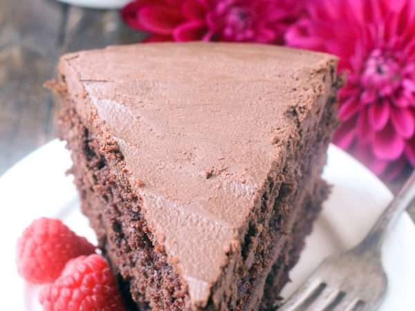 Easy Paleo Chocolate Cake