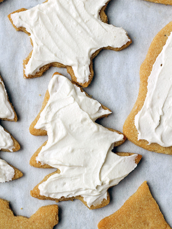 Paleo Holiday Cookie Cut Outs