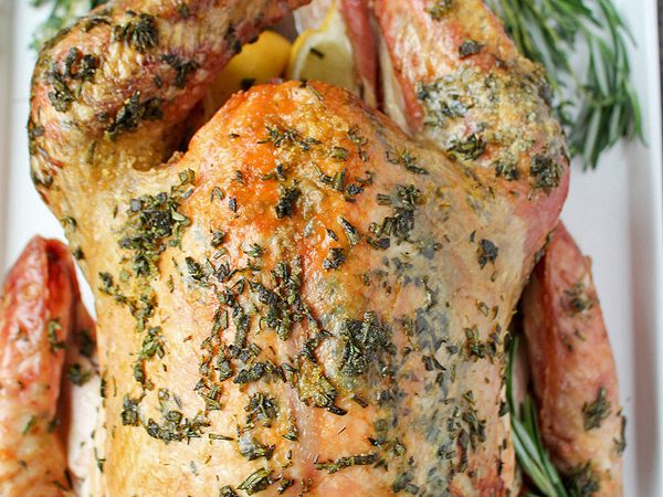 Paleo Whole30 Roasted Turkey