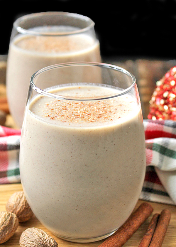 Dairy free paleo eggnog jays baking me crazy season before we transitioned to a real food diet since then hes went without and i guess i just didnt realize how easy it would be to make homemade forumfinder Image collections