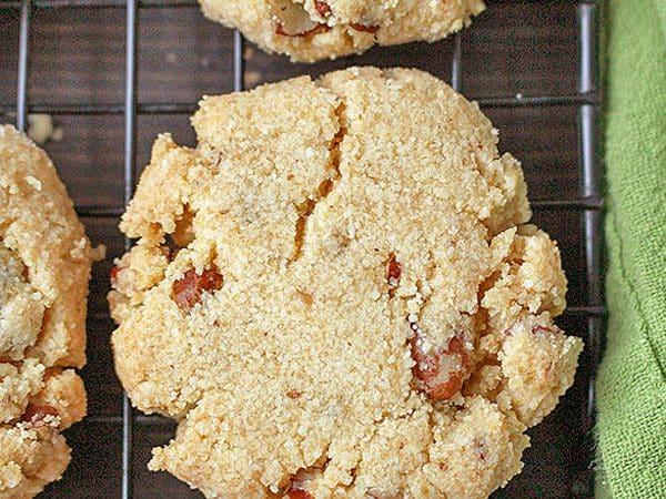 Paleo Butter Pecan Cookies
