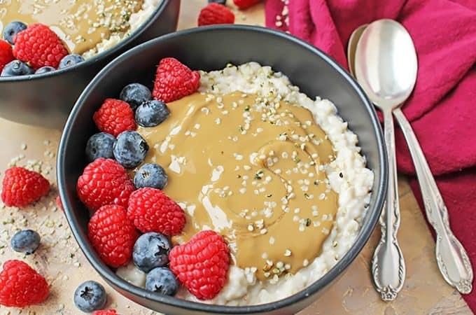 Gluten Free Instant Pot Oatmeal