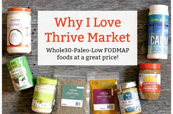 Why I Love Thrive Market