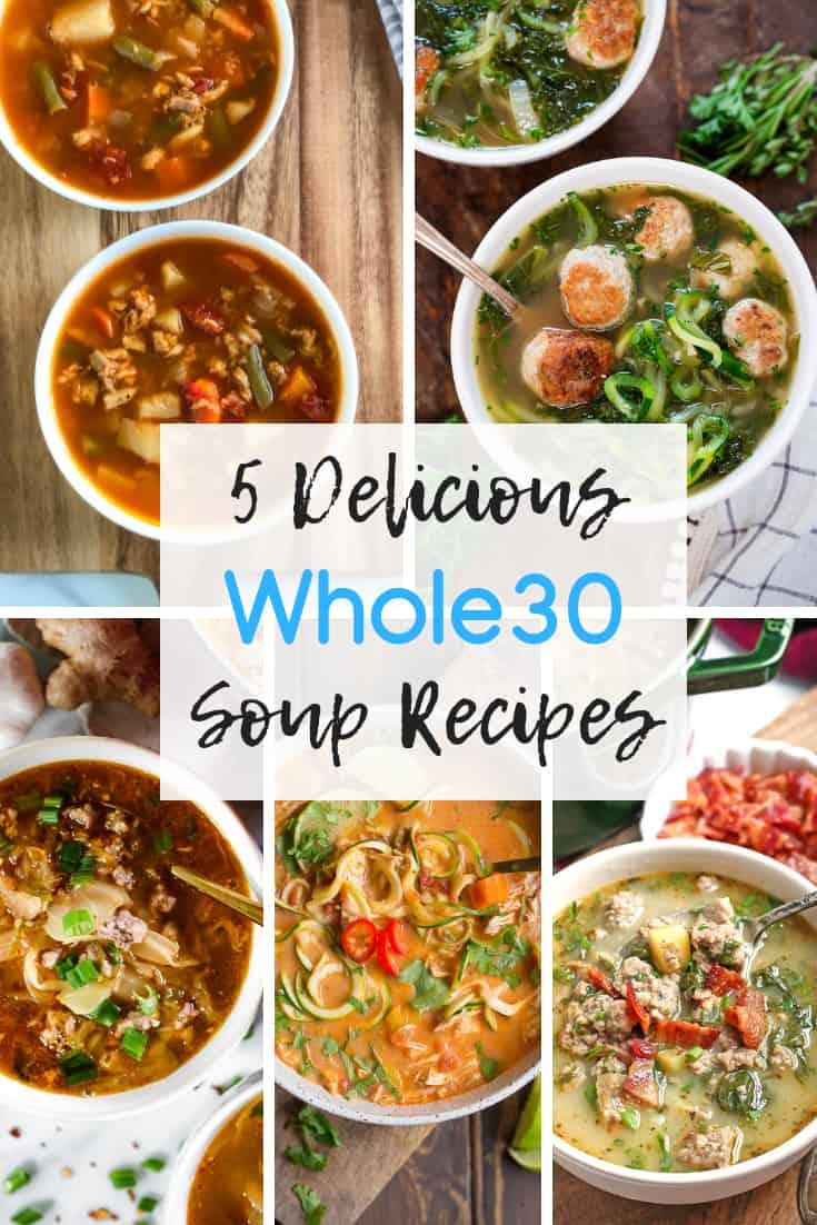 paleo whole30 zuppa toscana